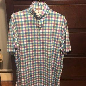 Peter Millar Shirts - Men's Peter Millar golf shirt